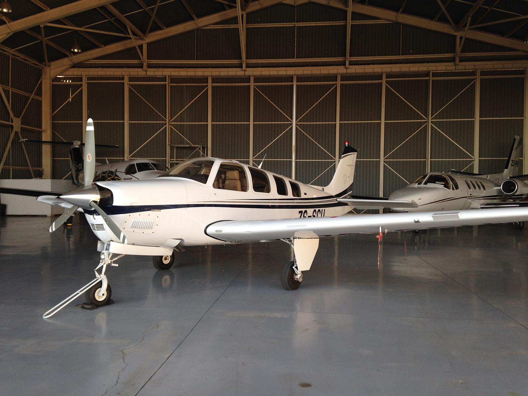 2008 Beechcraft Bonanza G36